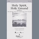 Download Mark Brymer Holy Spirit, Holy Ground (Medley) - Flute 2 Sheet Music arranged for Choir Instrumental Pak - printable PDF music score including 2 page(s)