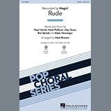 Download Mark Brymer Rude Sheet Music arranged for TBB - printable PDF music score including 7 page(s)