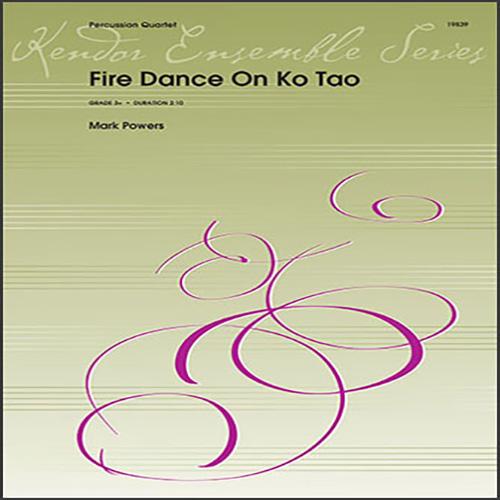 Mark Powers Fire Dance On Ko Tao - Full Score profile picture