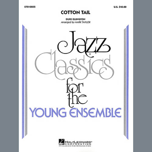 Mark Taylor Cotton Tail - Trumpet 2 profile picture