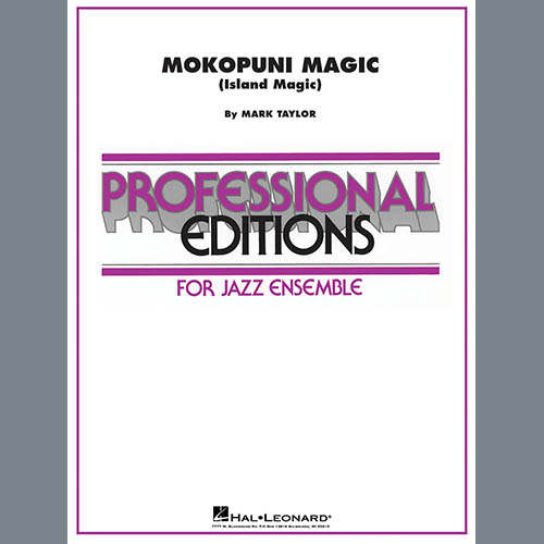 Mark Taylor Mokopuni Magic (Island Magic) - Bass profile picture