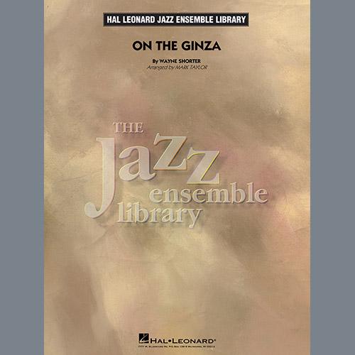 Mark Taylor On The Ginza - Conductor Score (Full Score) profile picture