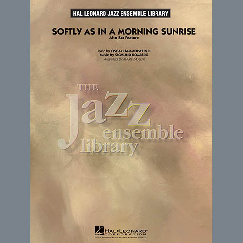 Mark Taylor Softly as in a Morning Sunrise - Tenor Sax 2 pictures