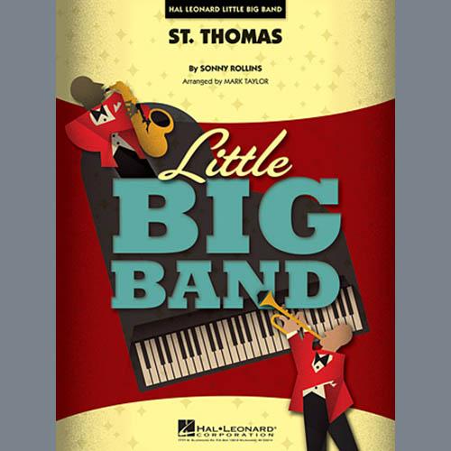 Mark Taylor St. Thomas - Alternate Trombone profile picture