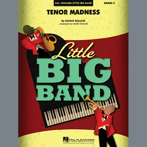 Mark Taylor Tenor Madness - Full Score pictures