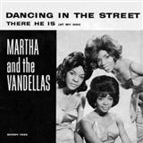 Download Martha & The Vandellas Dancing In The Street Sheet Music arranged for School of Rock – Guitar Tab - printable PDF music score including 3 page(s)