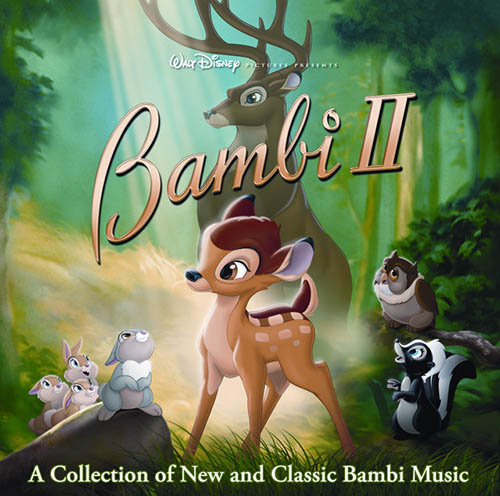 Martina McBride Through Your Eyes (from Bambi II) profile picture