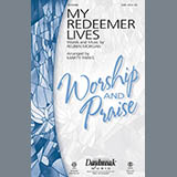Download Marty Parks My Redeemer Lives Sheet Music arranged for SAB Choir - printable PDF music score including 7 page(s)