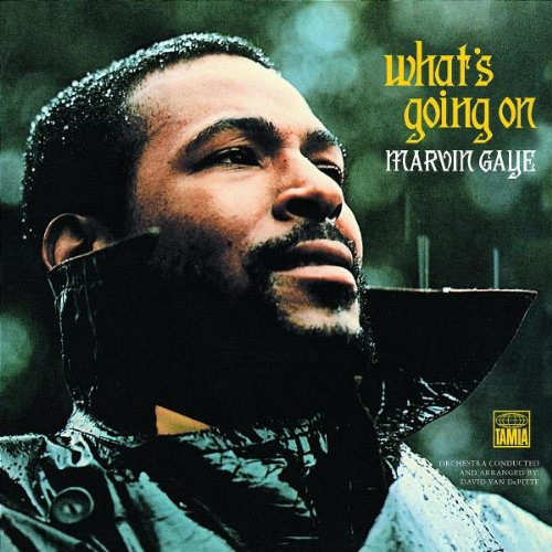 Marvin Gaye What's Going On pictures