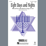 Download Mary Donnelly Eight Days And Nights Sheet Music arranged for 2-Part Choir - printable PDF music score including 7 page(s)