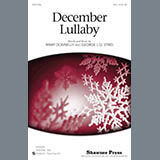 Download or print December Lullaby Sheet Music Notes by Mary Donnelly & George L.O. Strid for SSA Choir