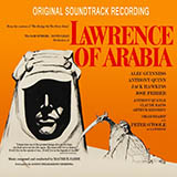 Download or print Lawrence Of Arabia (Main Titles) Sheet Music Notes by Maurice Jarre for Piano