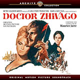 Download or print Somewhere, My Love (Lara's Theme from Doctor Zhivago) Sheet Music Notes by Maurice Jarre for Vibraphone Solo