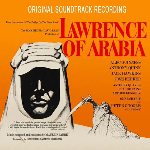 Maurice Jarre Theme From Lawrence Of Arabia profile picture