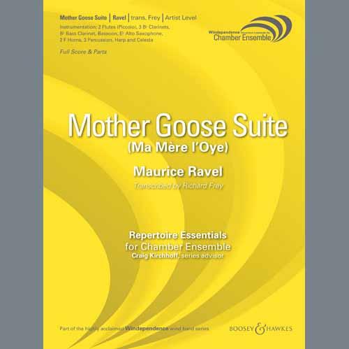 Maurice Ravel Mother Goose Suite (Ma Mére L'Oye) (arr. Richard Frey) - Harp profile picture