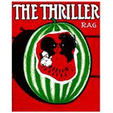 Download or print The Thriller Rag Sheet Music Notes by May Aufderheide for Piano