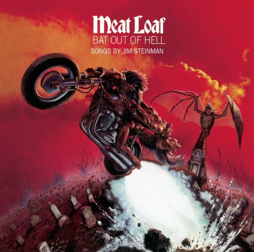 Meat Loaf Paradise By The Dashboard Light pictures