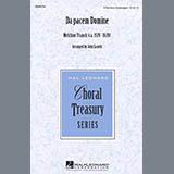 Download Melchior Franck Da Pacem Domine (arr. John Leavitt) Sheet Music arranged for 4-Part Choir - printable PDF music score including 5 page(s)