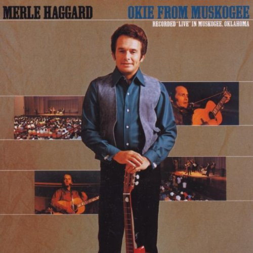 Merle Haggard Okie From Muskogee profile picture