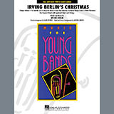 Download or print Irving Berlin's Christmas (Medley) - Percussion 2 Sheet Music Notes by Michael Brown for Concert Band
