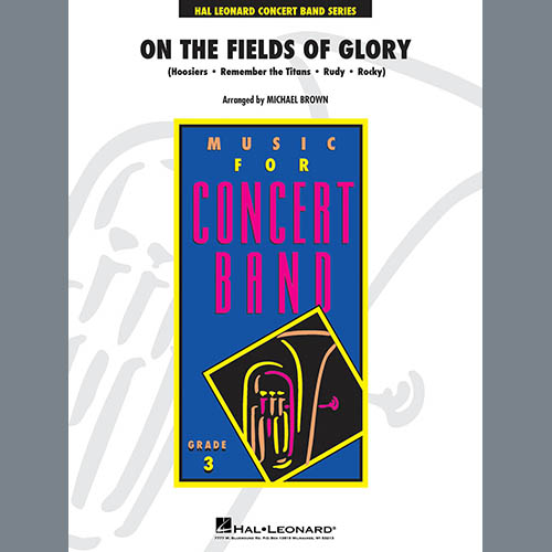 Michael Brown On the Fields of Glory - Conductor Score (Full Score) profile picture