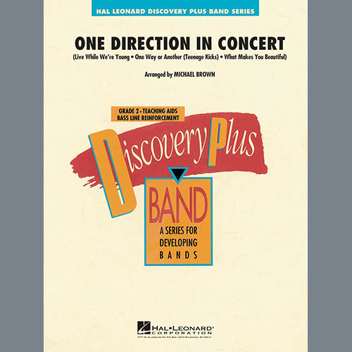 Michael Brown One Direction In Concert - F Horn pictures