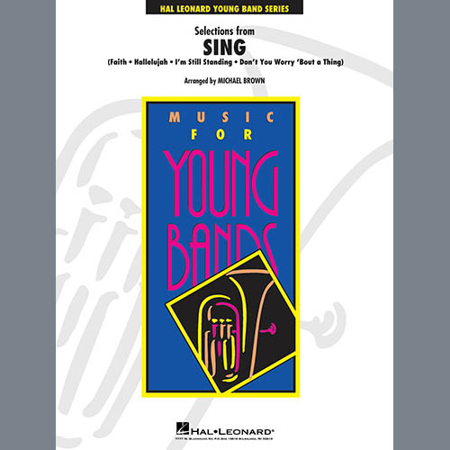 Michael Brown Selections from Sing - Conductor Score (Full Score) profile picture