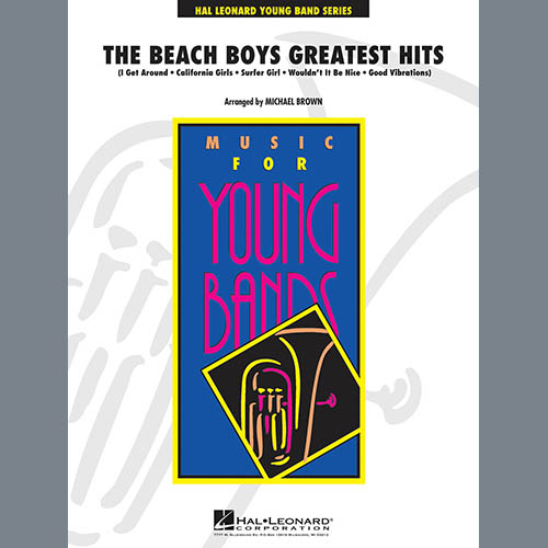 Michael Brown The Beach Boys Greatest Hits - Conductor Score (Full Score) profile picture