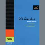Download or print Old Churches - Bb Trumpet 3 Sheet Music Notes by Michael Colgrass for Concert Band