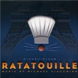 Download or print A New Deal (from Ratatouille) Sheet Music Notes by Michael Giacchino for Piano