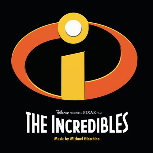 Michael Giacchino Mr. Huph Will See You Now (from The Incredibles) pictures