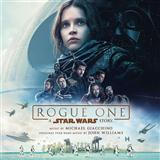 Download or print Rogue One Sheet Music Notes by Michael Giacchino for Piano