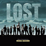 Download or print Solitary (from Lost) Sheet Music Notes by Michael Giacchino for Piano