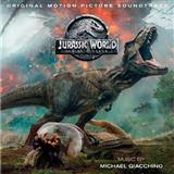 Download or print The Theropod Preservation Society (from Jurassic World: Fallen Kingdom) Sheet Music Notes by Michael Giacchino for Piano