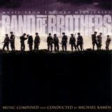 Download or print Band Of Brothers Sheet Music Notes by Michael Kamen for Piano