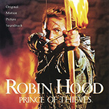 Download or print Robin Hood: Prince Of Thieves (Marian At The Waterfall) Sheet Music Notes by Michael Kamen for Piano