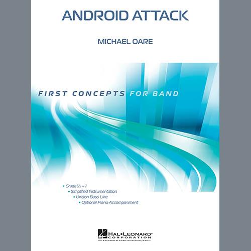 Michael Oare Android Attack - Eb Baritone Saxophone pictures