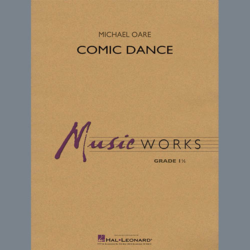 Michael Oare Comic Dance - Trombone/Baritone B.C. profile picture