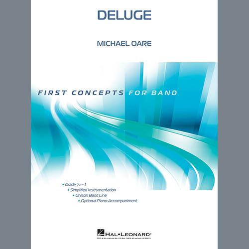 Michael Oare Deluge - Bb Clarinet profile picture