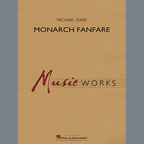 Michael Oare Monarch Fanfare - Timpani profile picture