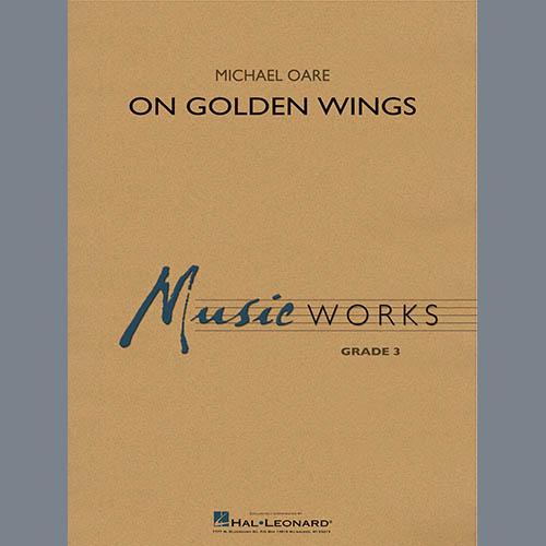 Michael Oare On Golden Wings - Conductor Score (Full Score) profile picture