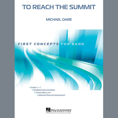 Michael Oare To Reach the Summit - Percussion 1 (Advanced) pictures