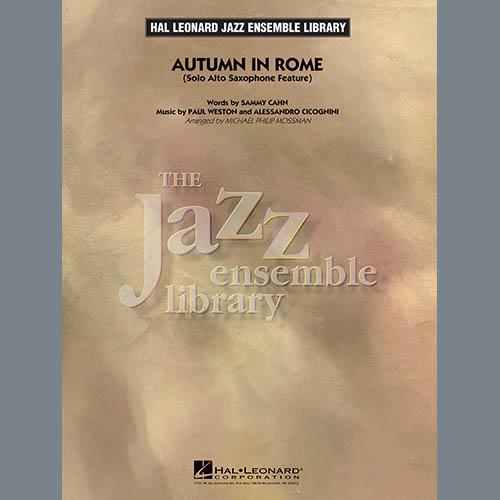 Michael Philip Mossman Autumn in Rome - Conductor Score (Full Score) pictures