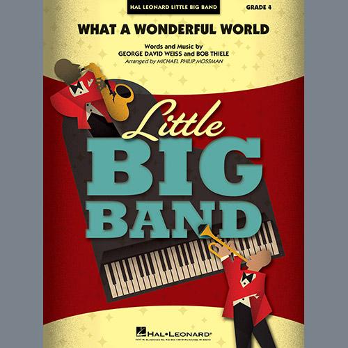 Michael Philip Mossman What A Wonderful World Dl - Baritone Sax profile picture