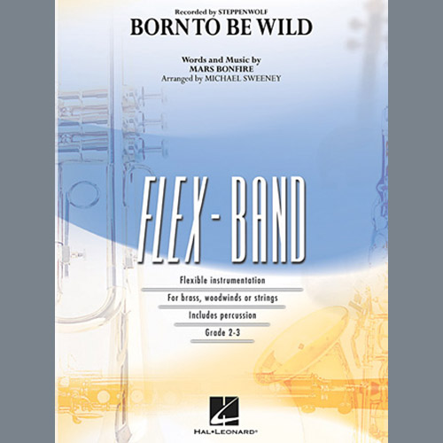 Michael Sweeney Born to Be Wild - Pt.3 - Eb Alto Sax/Alto Clar. pictures