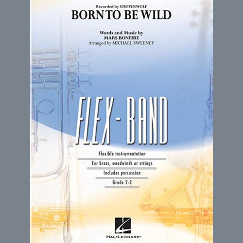 Michael Sweeney Born to Be Wild - Pt.5 - Trombone/Bar. B.C./Bsn. pictures