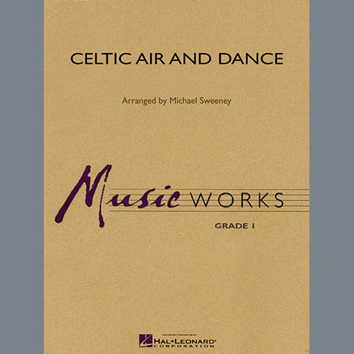 Michael Sweeney Celtic Air and Dance - Percussion 1 profile picture