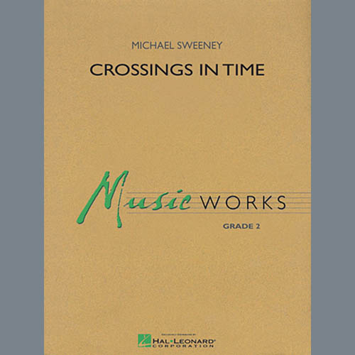 Michael Sweeney Crossings In Time - Bb Clarinet 1 profile picture
