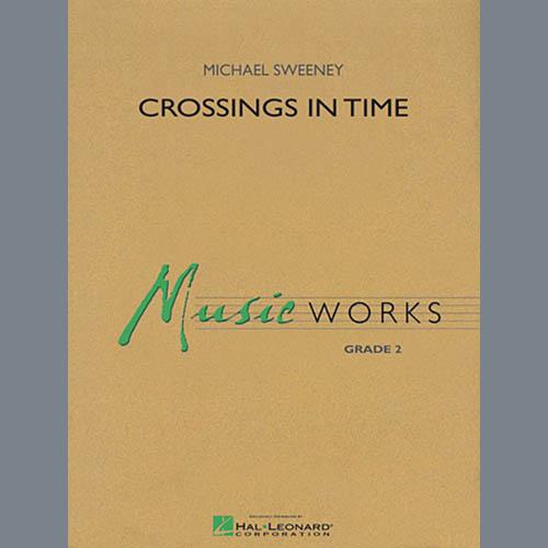 Michael Sweeney Crossings In Time - Full Score profile picture