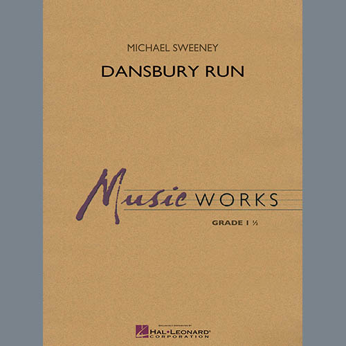 Michael Sweeney Dansbury Run - Conductor Score (Full Score) pictures